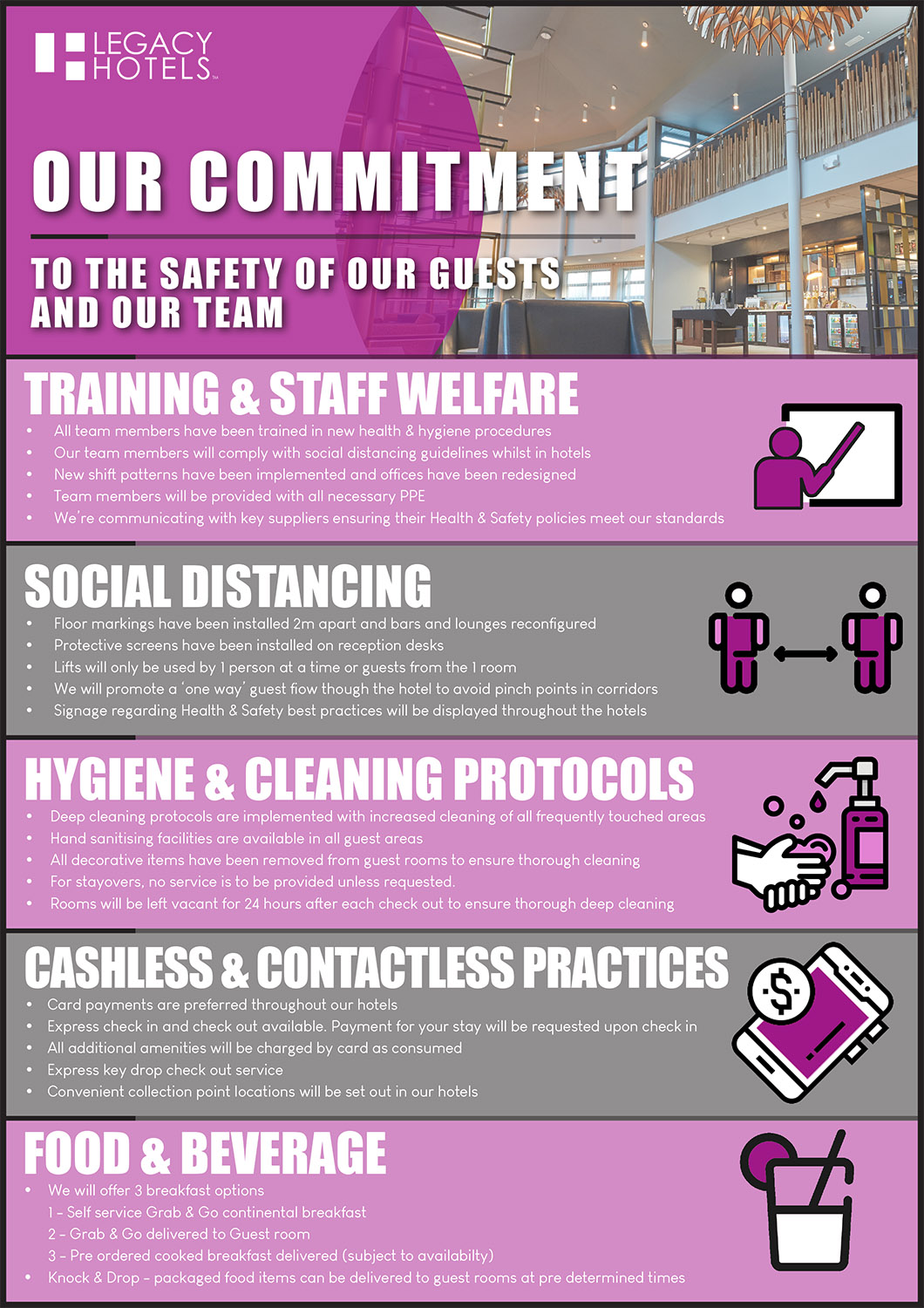Legacy Covid 19 Our Commitment PH